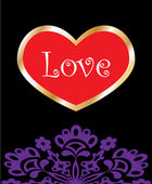Love Heart Background