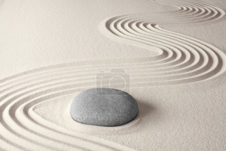 Spiritual zen meditation background