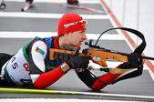 Mistrovství Ruska v biatlonu v Soči 10 února 2012