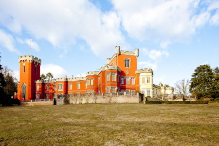Hradek u Nechanic Palace, Czech Republic