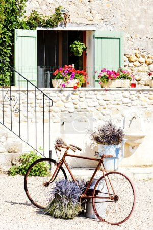 Photo for Bicycle, Provence, France - Royalty Free Image