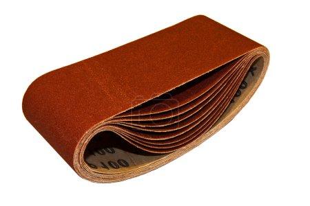 Abrasive paper pack