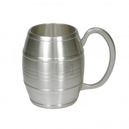 Isolated metal cup