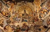 """Постер, картина, фотообои """"Флоренции Дуомо фреска"""""""