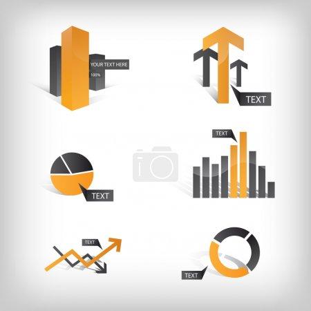 Info Graphic Icons