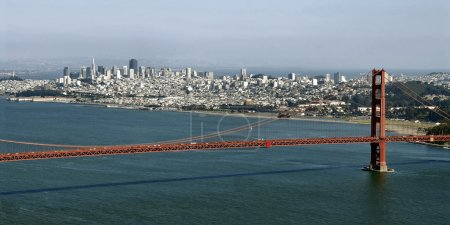 San Francisco and the Golden Gate