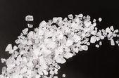 Meer-Salz-Kristalle