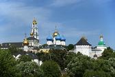 Trinity Sergius Lavra in Sergiev Posad. Russian Federation