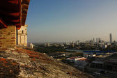 Overview of Cartagena de Indias, from the castle. Colombia