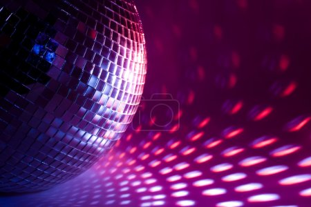 Photo for Disco background - Royalty Free Image