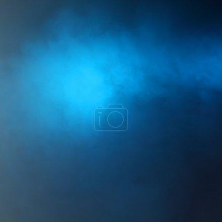Photo pour Fond de fumée - image libre de droit