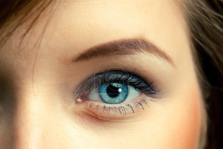 Photo for Blue eye - Royalty Free Image