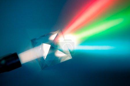 Natural light dispersion...