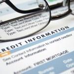 Credit information form...