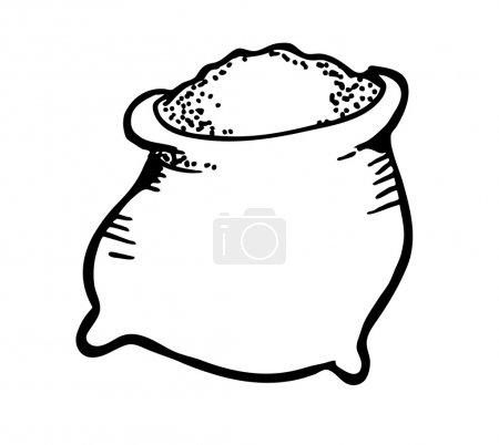 Sack of sugar doodle