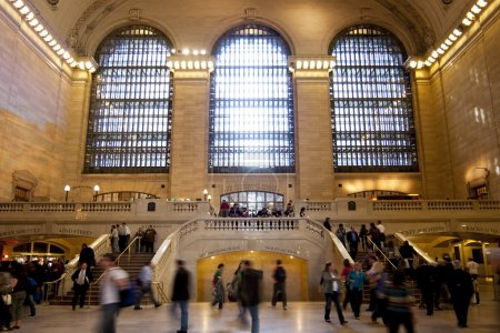 Grand Central train station in New York City