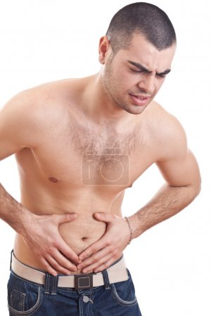 Painful stomach
