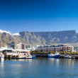 Cape town v&a waterfront and table mountain...
