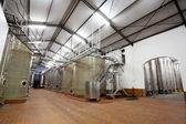 usine de boisson moderne