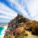 Cape point, cape peninsula, south africa...