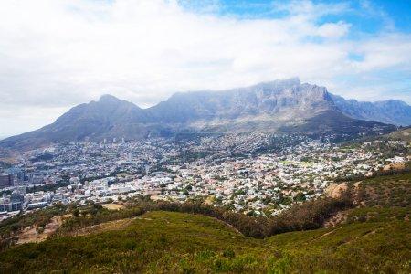 Stadtbild der Kapstadt