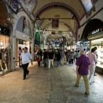 September 5, 2011 - Inside the Grand Bazaar in Ist...