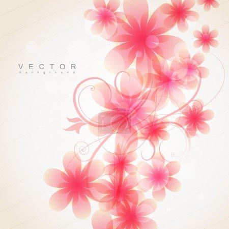 Pink color flower