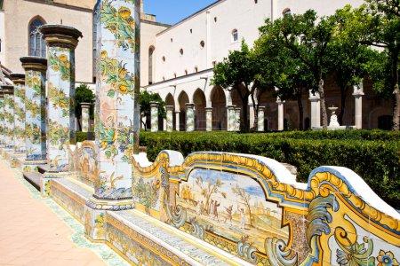 Santa Chiara Monastery - Naples