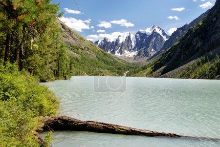 Savlo or szavlo valley in altai range - mountains ...