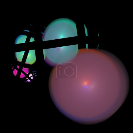 Abstract sphere elements