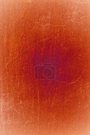 Orange abstract grunge background