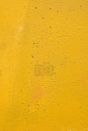 Photo for Abstract yellow grunge texture background - Royalty Free Image