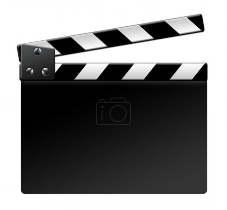 Empty film clapper