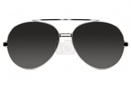 Photo for Aviator sunglasses isolated on white - Royalty Free Image
