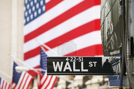 Photo for Wall st - Royalty Free Image