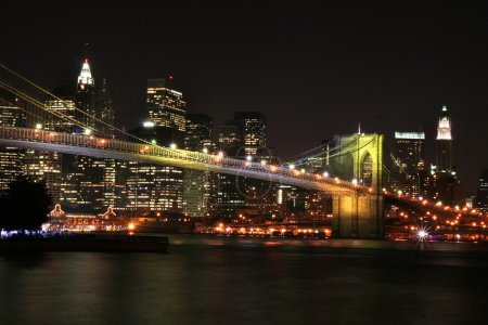 Photo for Brookly Bridge - Royalty Free Image