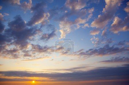 Beautiful sky / XXL