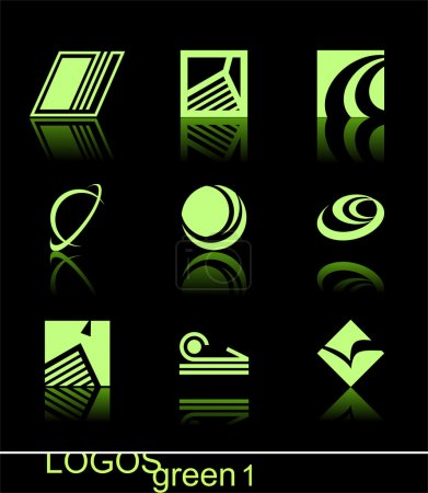 Design Elements - Logos. They are ideal for your d...