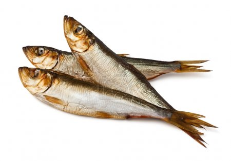 Three sprats