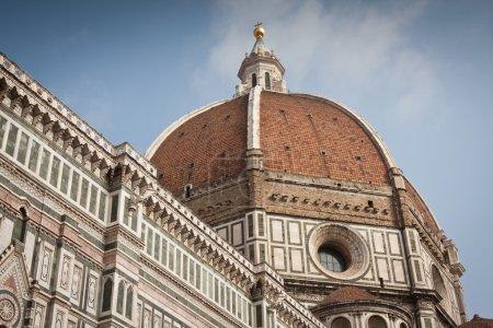 Photo pour Cathédrale du Duomo santa maria del fiore à florence, Toscane, Italie - image libre de droit