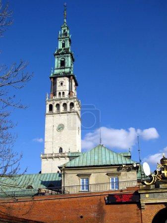 Photo pour Jasna Gora, Notre-Dame Reine des Polonais et le monastère paulinien, la capitale spirituelle des Polonais - image libre de droit