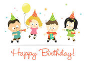 Happy Birthday kids 2