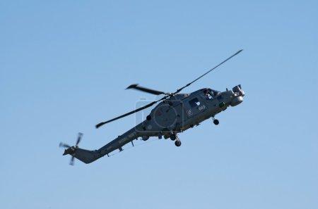 Westland Lynx helicopter