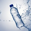 Bottled Water With A Splash...