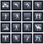 Olympiad Sport Icons 2