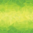 Fresh Green Abstract Background...