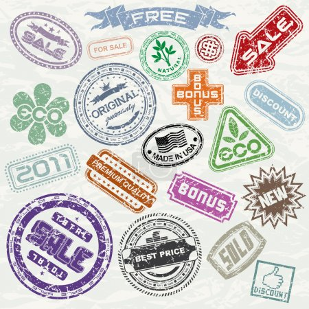 Shopping Stamps