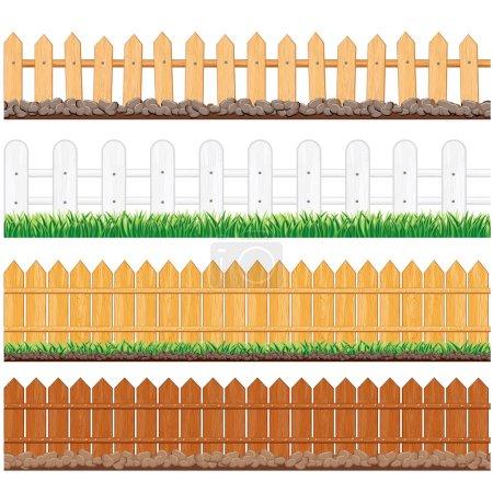 Isolated Fences