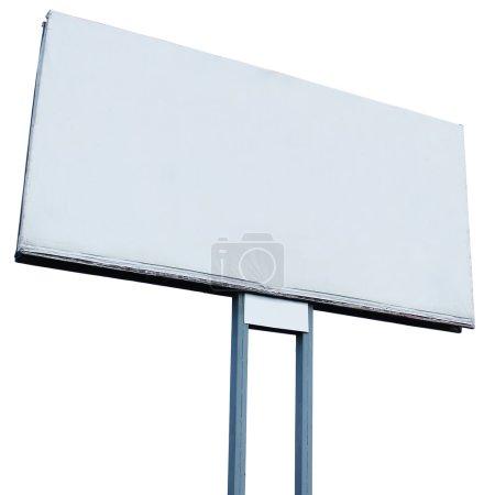 Photo for Blank street billboard - Royalty Free Image