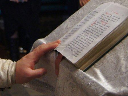 The sacrament